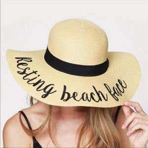 SUMMER FUN! Beach Hats